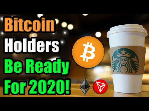 BREAKING: Starting in 2020 Starbucks Will BOOST Bitcoin – BE READY | LEAKED Tron Partnership