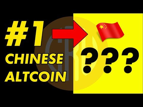 #1 Chinese Altcoin I'm Watching | Bitcoin and Cryptocurrency News