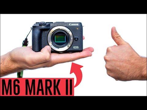 Canon EOS M6 Mark II Test + Vorstellung: Die beste Kamera für mich?