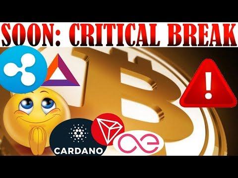 BITCOIN: MAKE OR BREAK! – FINALLY, US LAW TO BOOST CRYPTO! – JUSTIN BIEBER RUNS ON RIPPLE! – ADA TRX