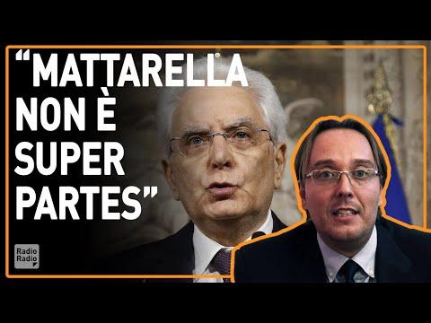 NON ANDREMO AL VOTO PERCHÉ MATTARELLA DEVE GARANTIRE CHE L'ITALIA SIA EUROPEISTA ► Avv. Marco Mori