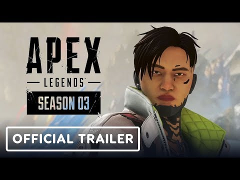 Apex Legends – Official Crypto Character Trailer