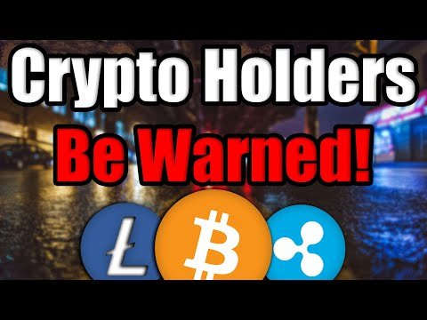 WARNING: I Am Worried For Crypto Holders – Two MAJOR Scams Are Happening – DO NOT BE FOOLED!