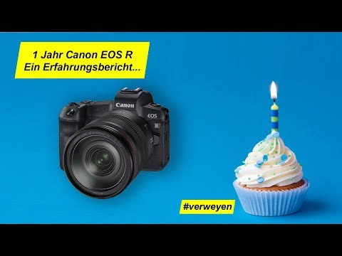 Mein erstes Jahr mit der Canon EOS R – Was nervt? Was gefällt? Wie geht es weiter?