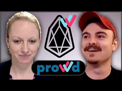 Prowd – Blockchain & AI Freelancing Platform On EOS! – CEO Interview