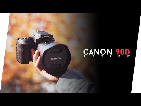 Wozu noch Canon? – Canon EOS 90D Review! [deutsch]