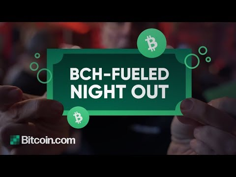 BCH-fueled London nightlife – Bitcoin Cash Meetup at Brewdog, London