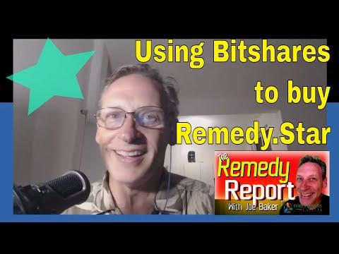 "RemedyReport – Using Bitshares to find ""Remedy.Star"""