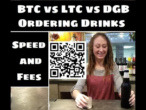 "This Week in DigiByte – Episode 007 ""BTC VS LTC VS DGB SPEED TEST"""