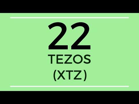 Tezos XTZ Technical Analysis (29 Oct 2019)