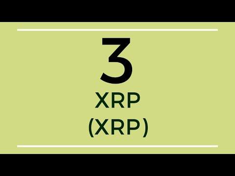 XRP Price Prediction (4 Nov 2019)