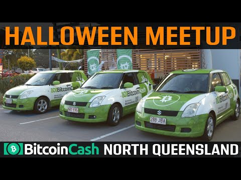Bitcoin Cash Halloween Mini-Meetup in North Queensland