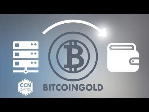 How To Import Bitcoin Gold to BTG Full Node Blockchain Client ! Tutorial / Guide