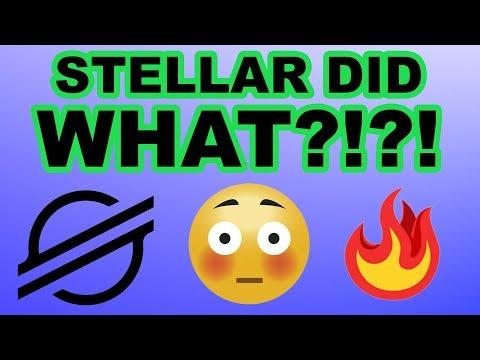 Stellar Did WHAT?!?! | China's Secret Crypto Plan (Bitcoin News) 2019