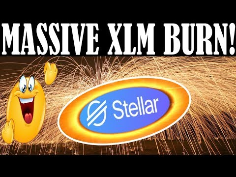 MASSIVE XLM COIN BURN PUMPS THE PRICE! WILL XRP FOLLOW SUIT? FED RESERVE HIRING FOR DIGITAL COIN!