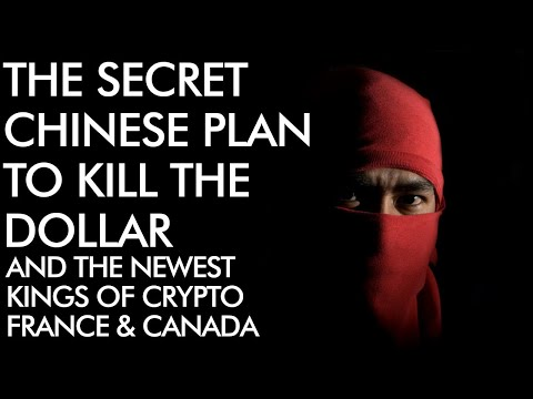 China's Secret Plan to KILL the $$ & New Crypto Kings