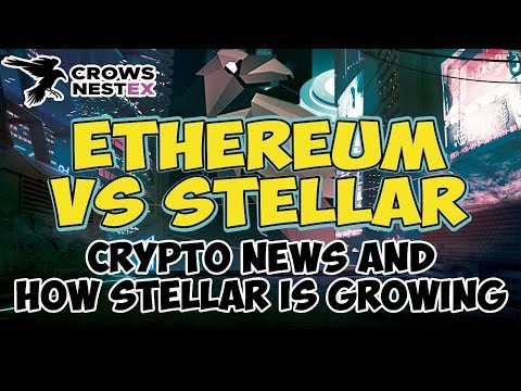 Ethereum vs Stellar – Cryptocurrency News