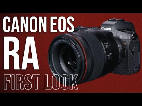 Canon EOS Ra – Astrophotography Camera   First Look