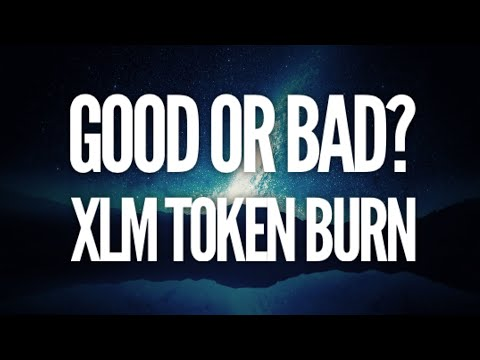 XLM REMOVES 50% OF TOTAL SUPPLY | WILL RIPPLE XRP FOLLOW SUIT?