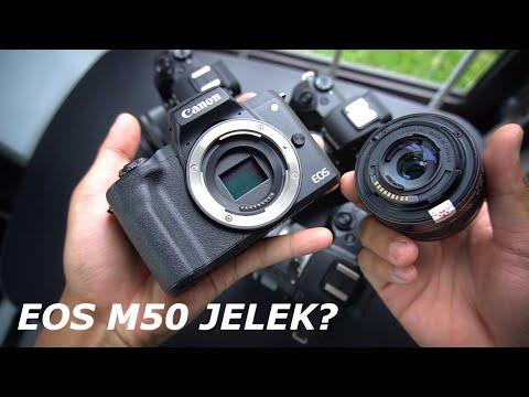 Canon Eos M50 Banyak Yang Dijual! Kecewa Dengan Eos M50?