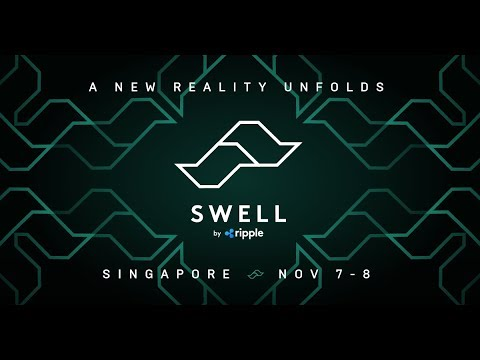 ?Ripple's XRP Swell Day 1 : Entire SWELL Broadcast Marathon Livestream?