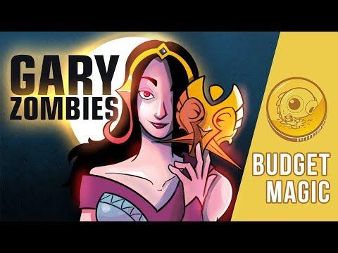 Budget Magic: $99 (29 tix) Gary Zombies (Pioneer, Magic Online)