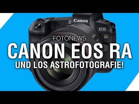 Canon EOS Ra kommt! // Adobe Update für Lightroom und Photoshop! | Milou PD FOTONEWS