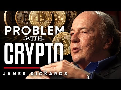 JAMES RICKARDS – CRYPTOCURRENCY: Are Crypto Currencies Reliable? | London Real