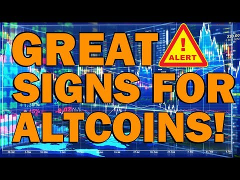 GREAT SIGNS FOR ALTCOINS! BITCOIN'S NEXT BIG MOVE! STELLAR PROFITS ON COIN BURN!? STOPPABLE DOMAINS!