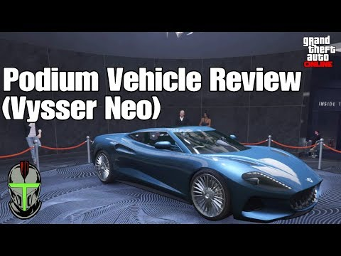 GTA Online: Podium Vehicle Review (Vysser Neo)