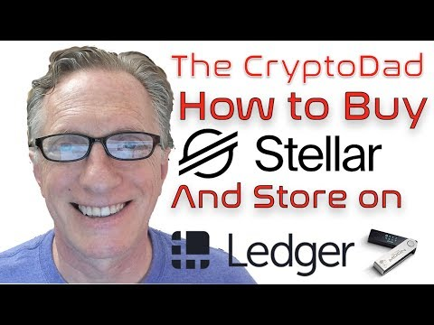 How to Purchase Stellar Lumens and Store on a Ledger Nano X