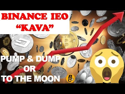 "BINANCE IEO ""KAVA"" PRICE PREDICTION 2019"