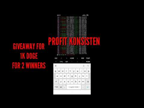 DICE 999 TERMUX PROFIT KONSISTEN GIVEAWAY FOR 1K DOGE FOR 2 WINNERS