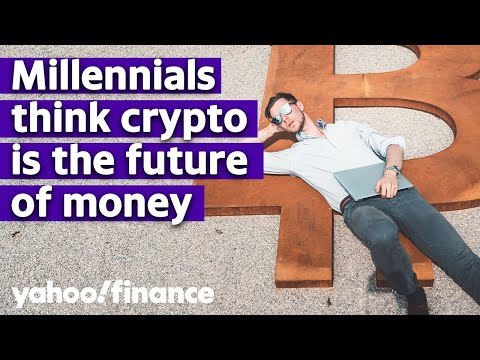 72% of Millennials view cryptocurrency as the future of money, survey says