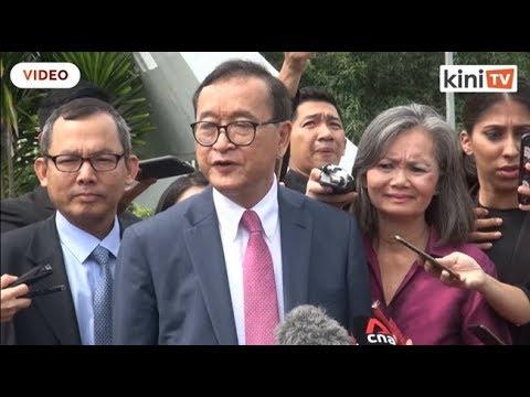 Pemimpin pembangkang Kemboja: M'sia teladan perubahan demokratik