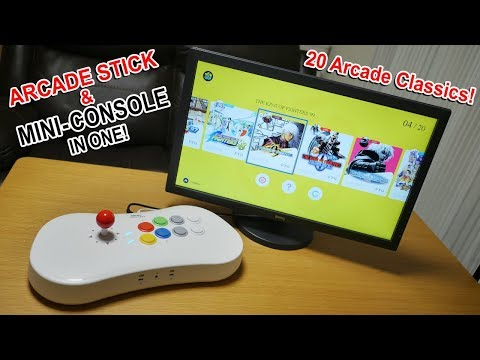 THIS controller IS the console!【Neo Geo Arcade Stick Pro】