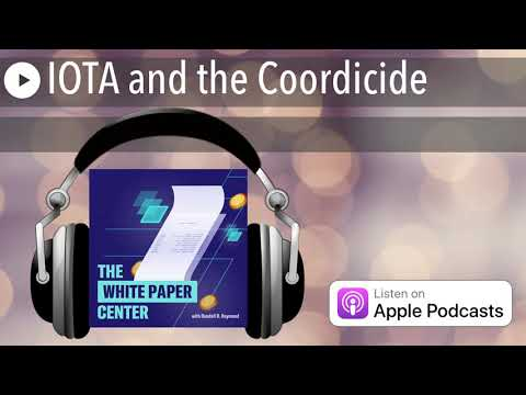 IOTA and the Coordicide