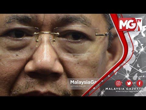 """TERKINI : Sia-sia Undi BN """"Menang Tetap Jadi Pembangkang"""" – Salahuddin Ayub"""