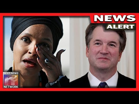 ALERT: Ilhan Omar is on the VERGE OF TEARS because of one thing Brett Kavanaugh is about to do