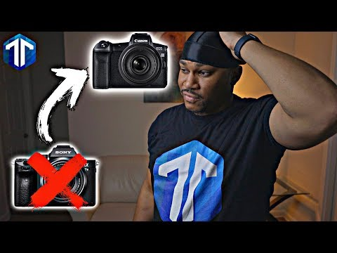 Why I SOLD My Sony A7III for the Canon EOS R!