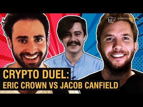 Bitcoin or Altcoins: Eric Crown Vs. Jacob Canfield | Crypto Duel