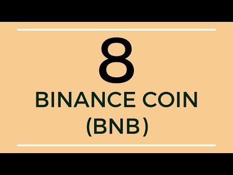 Binance Coin BNB Price Prediction (18 Nov 2019)