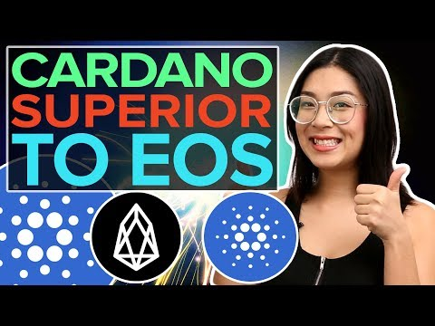 Cardano ADA is 'Clearly Superior' to EOS reported Weiss