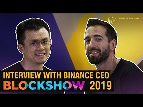Binance CEO CZ: Why You Shouldn't Start Your Own Crypto Exchange