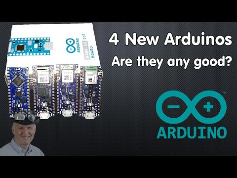 Four new Arduino Nano Boards: Test and Comparison (Every, 33 IoT, 33 BLE, 33 BLE Sense)