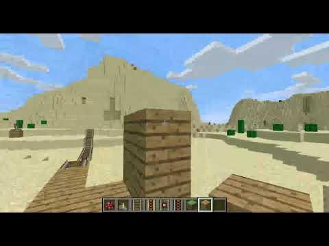 Minecraft: 3D Rail Blocks modpack
