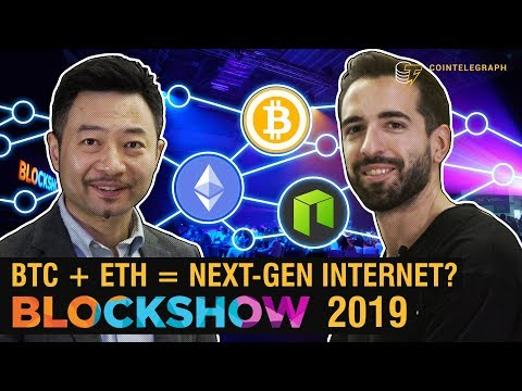 Crypto in 2020: Bitcoin Connecting With Ethereum? | Da Hongfei, Founder of NEO
