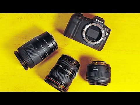 Canon EOS R Lens Compatibility: Pros, Cons & Limitations