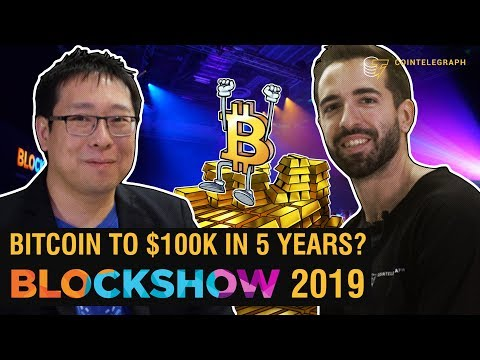 Bitcoin to $250K Once Gold's MarketCap Is Overtaken? | Samson Mow, CSO at Blockstream