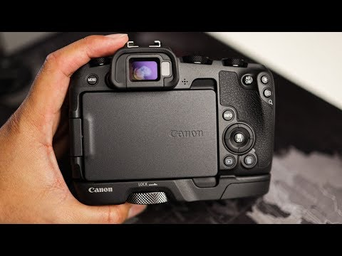 Canon EOS RP Review it's ALMOST the perfect camera